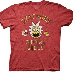 Ripple Junction Rick & Morty Szechuan Sauce Tee